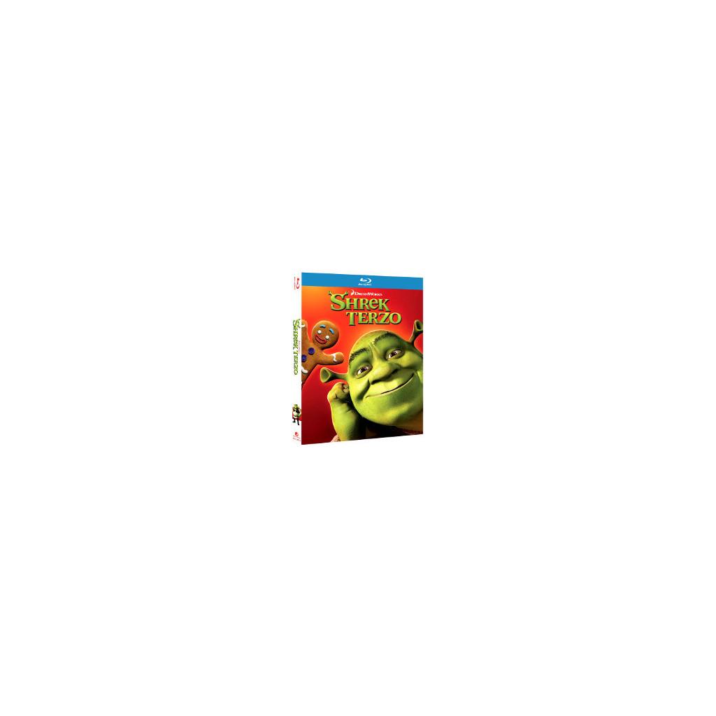 Shrek 3 (Blu Ray)