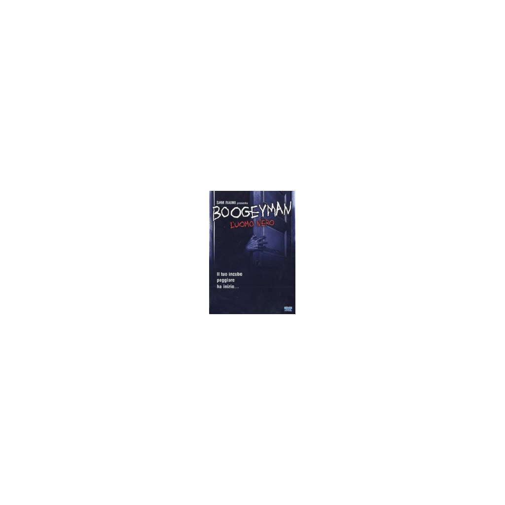 Boogeyman - L'uomo Nero (Blu Ray)