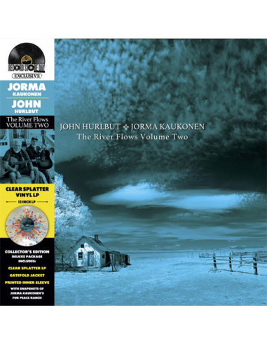 Kaukonen Jorma & Hurlbut John - The...