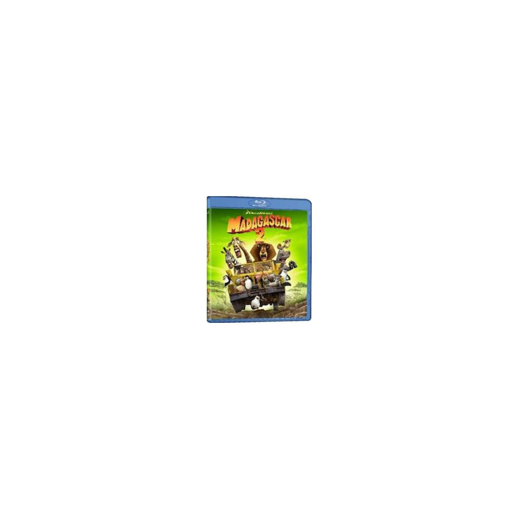 Madagascar 2 (Blu Ray)