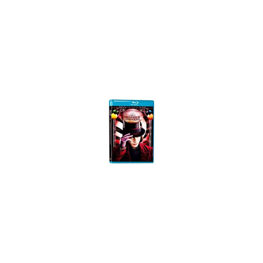La Fabbrica di Cioccolato (Blu Ray)