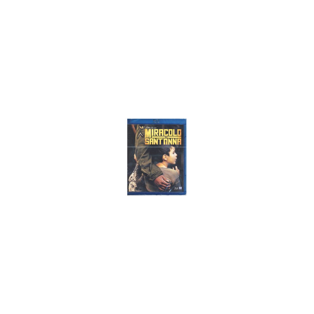 Miracolo A Sant'Anna (Blu Ray)