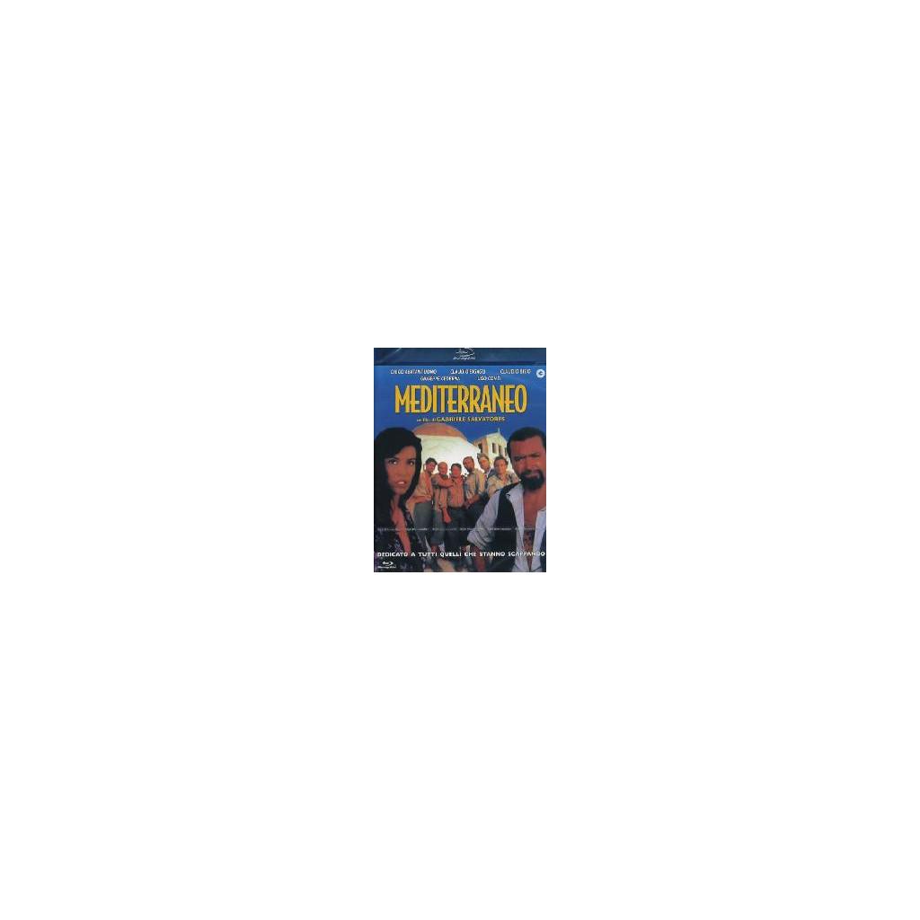 Mediterraneo (Blu Ray)