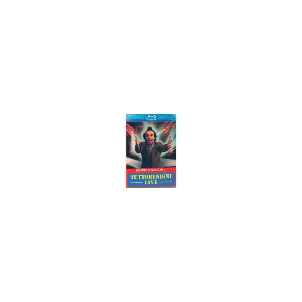 Tutto Benigni Live (Blu Ray)