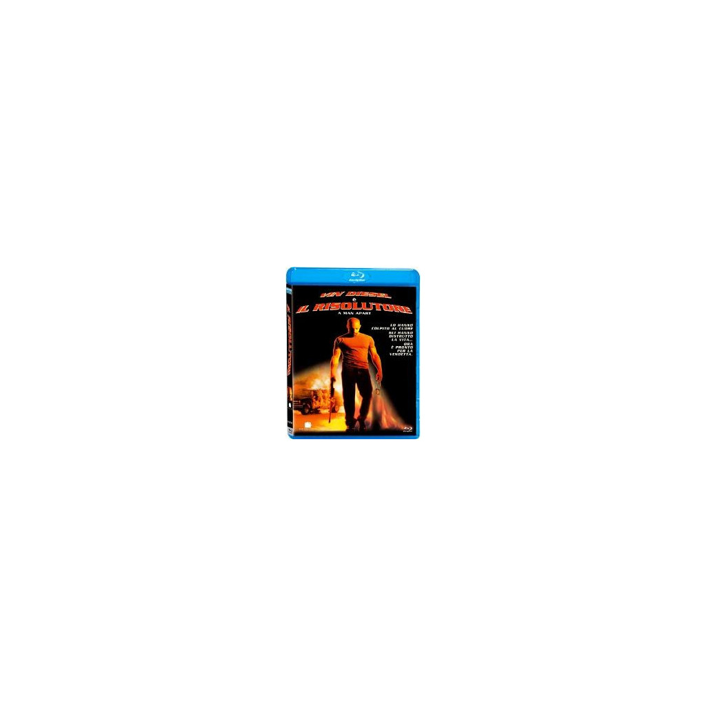 Il Risolutore (Blu Ray)