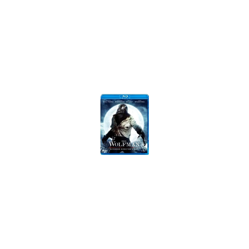 Wolfman (Blu Ray)
