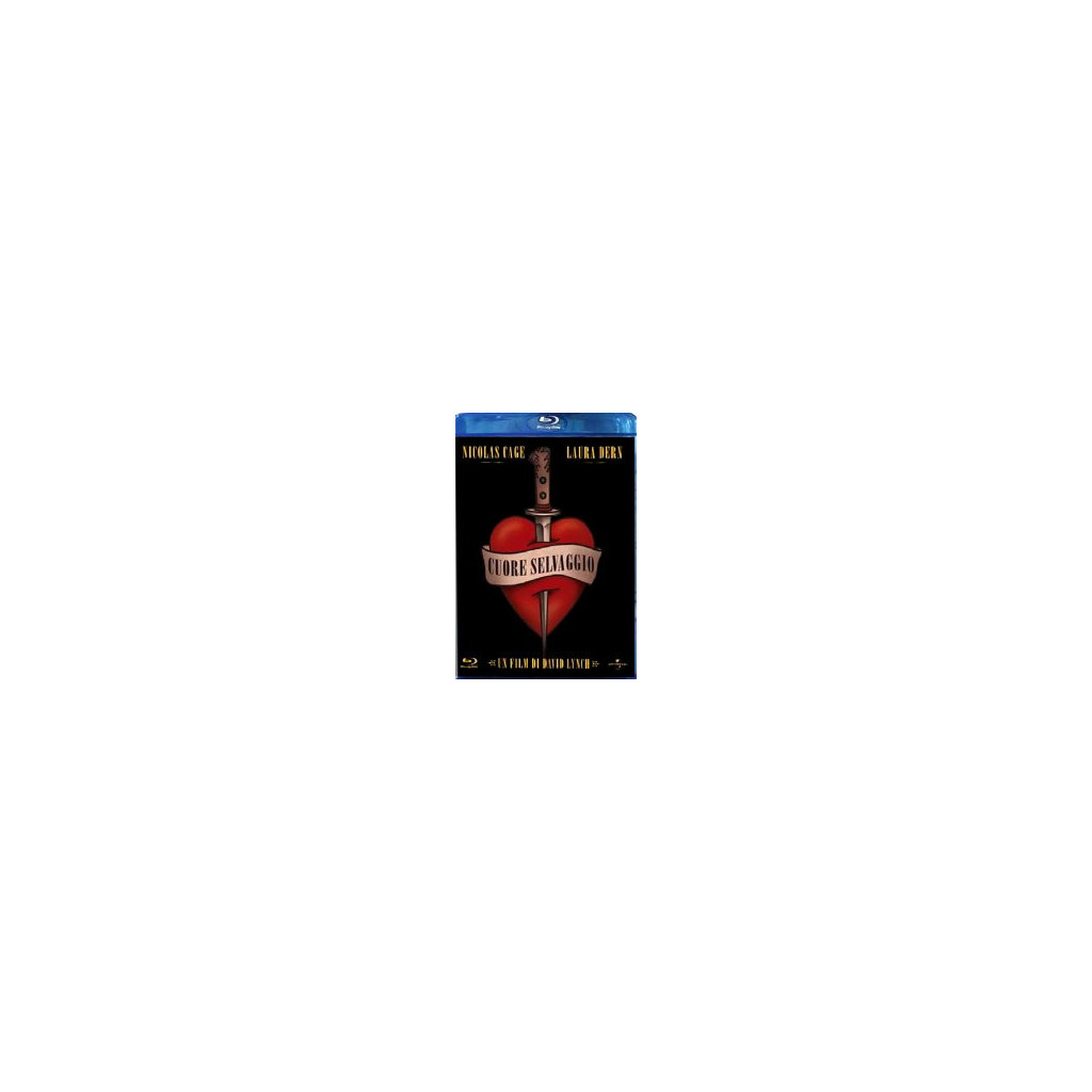 Cuore Selvaggio (Blu Ray)