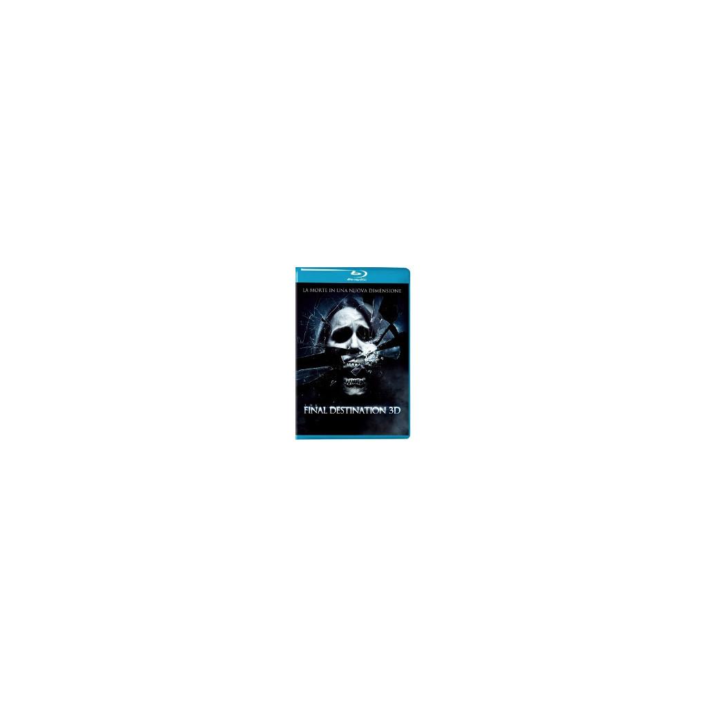 The Final Destination 3D (Blu Ray)