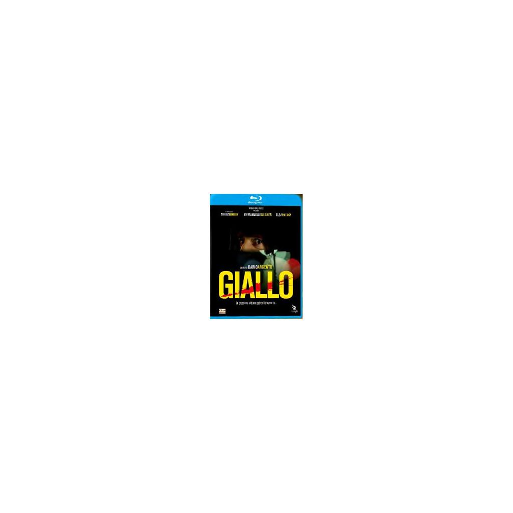 Giallo (Blu Ray)