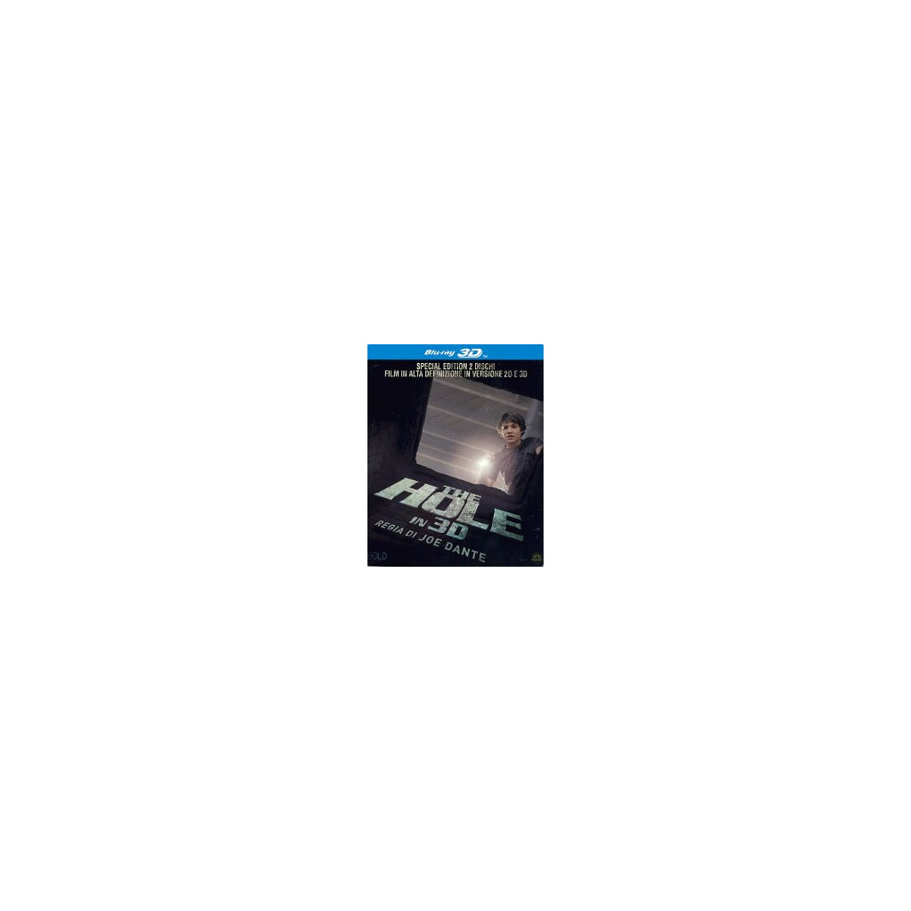The Hole (Blu Ray 3D)