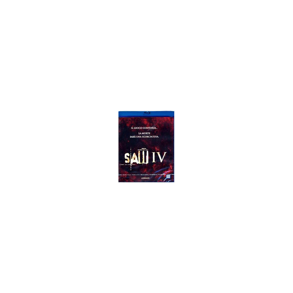 Saw IV (Blu Ray)