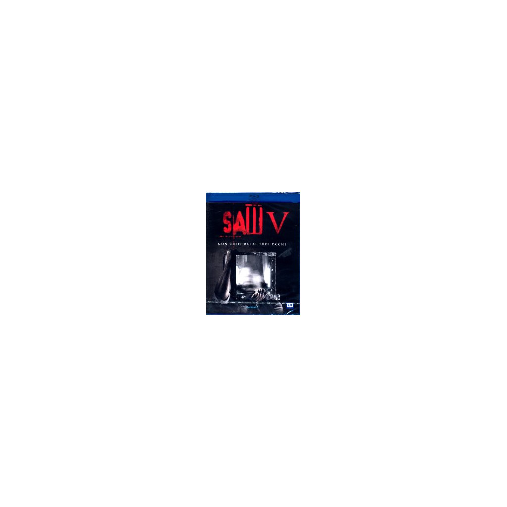 Saw V (Blu Ray)