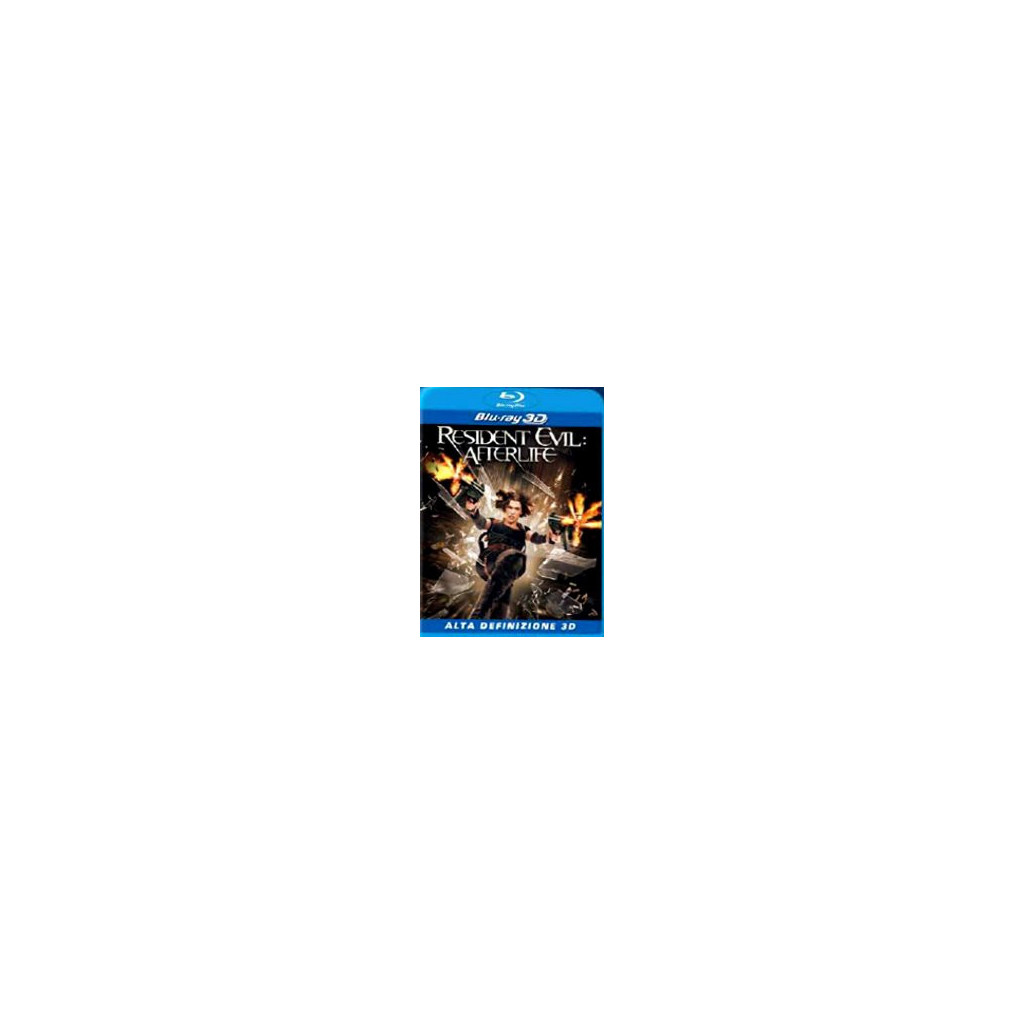 Resident Evil - Afterlife (Blu Ray 3D)
