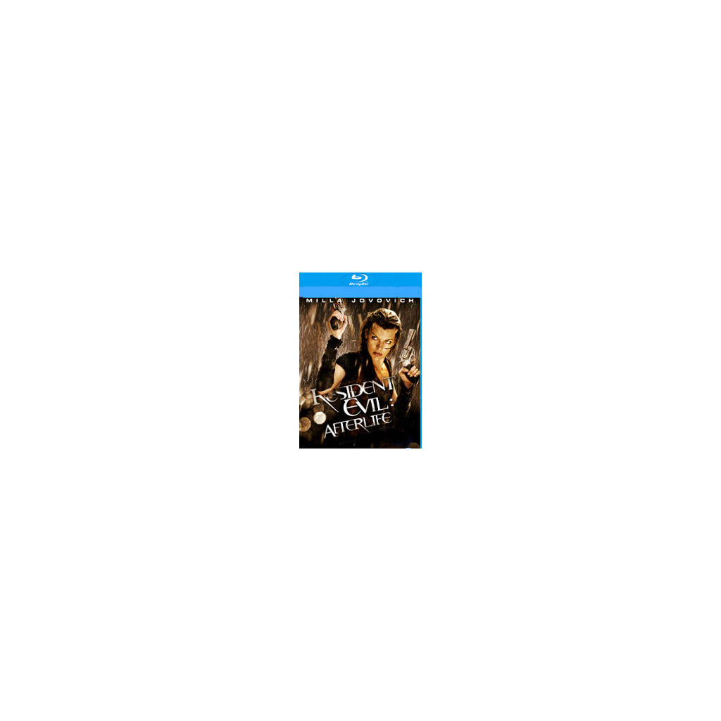 Resident Evil - Afterlife (Blu Ray)
