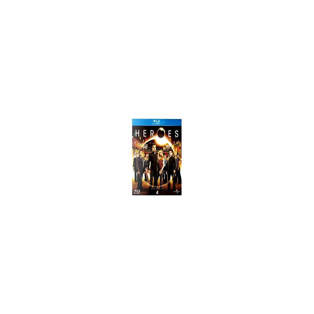 Heroes Stagione 4 (4 Blu Ray)