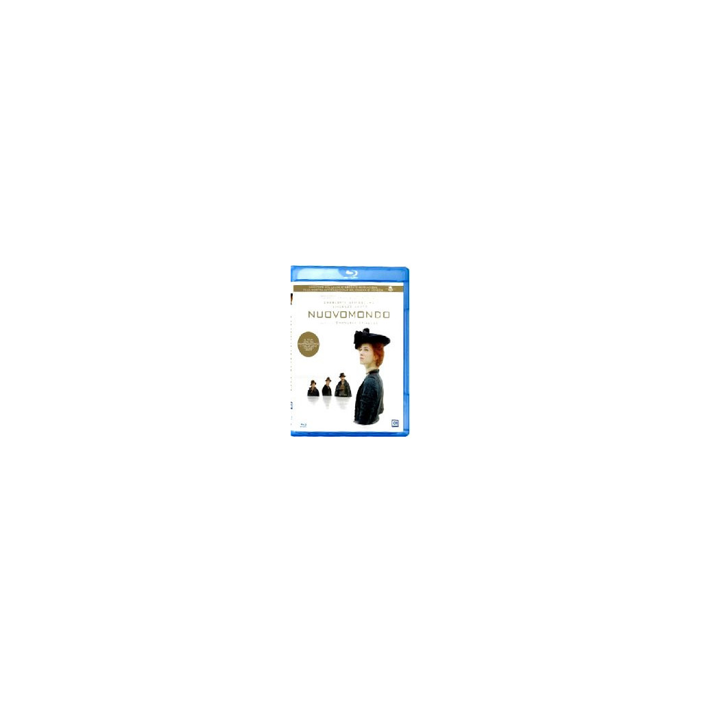 Nuovomondo (Blu Ray)