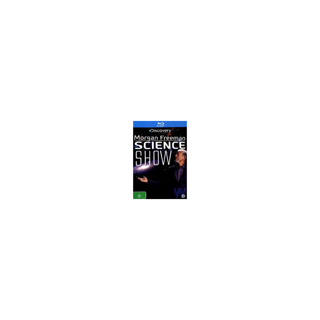 Morgan Freeman Science Show (4 Blu Ray)