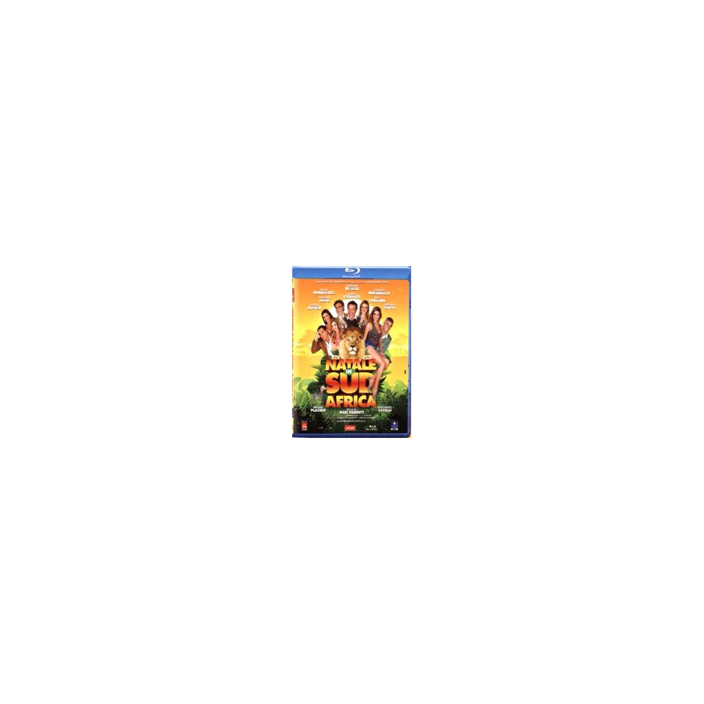 Natale In Sud Africa (Blu Ray)