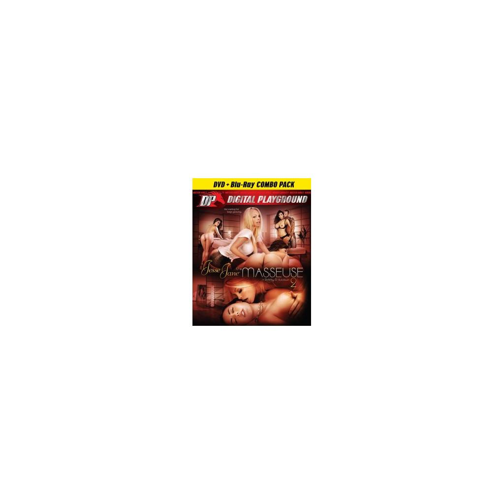 The Masseuse 2 (Blu Ray + DVD)