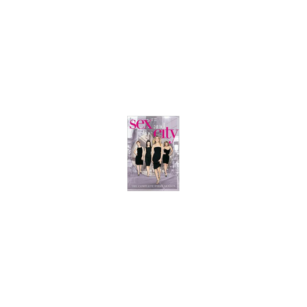 Sex and the City (2 dvd) - Stagione 1