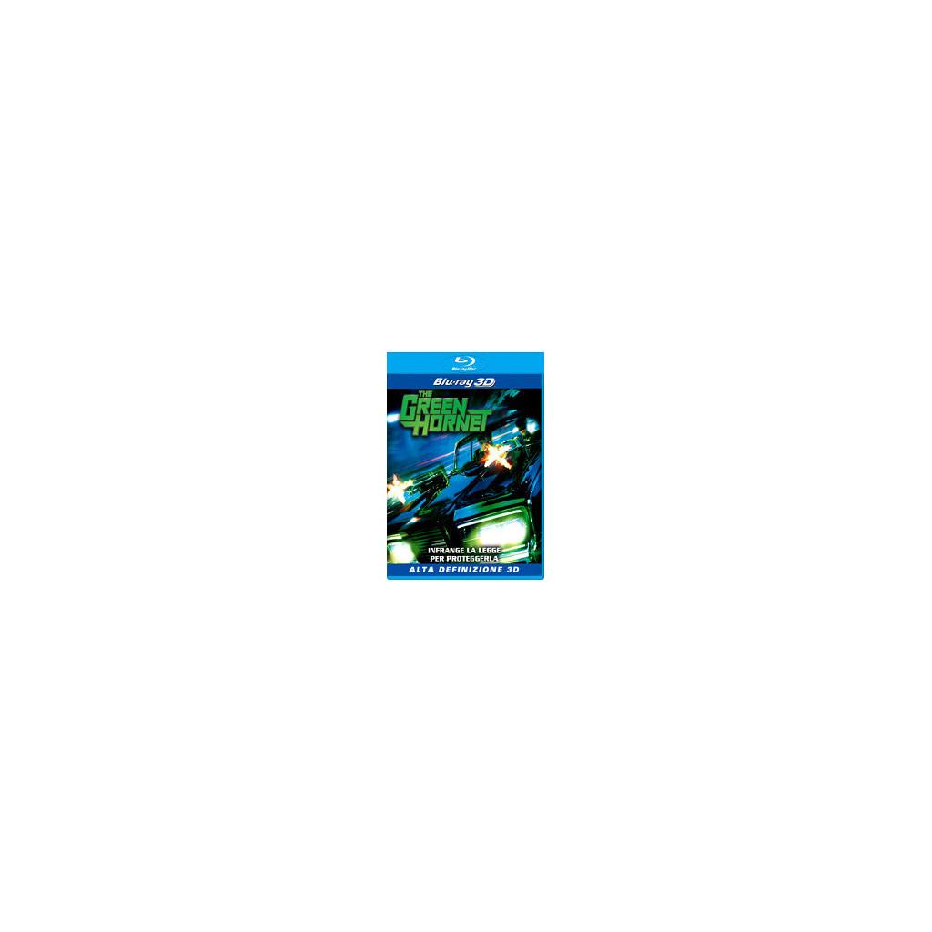 The Green Hornet (Blu Ray 3D)