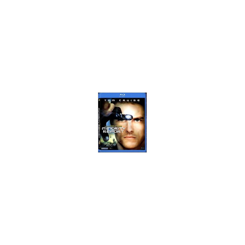 Minority Report (Blu Ray)