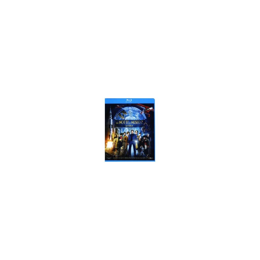 Una Notte Al Museo 2 - La Fuga (Blu Ray)