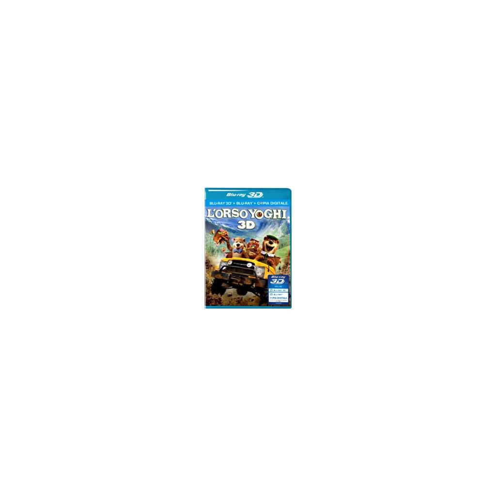 L'Orso Yoghi (Blu Ray 3D + 2D)