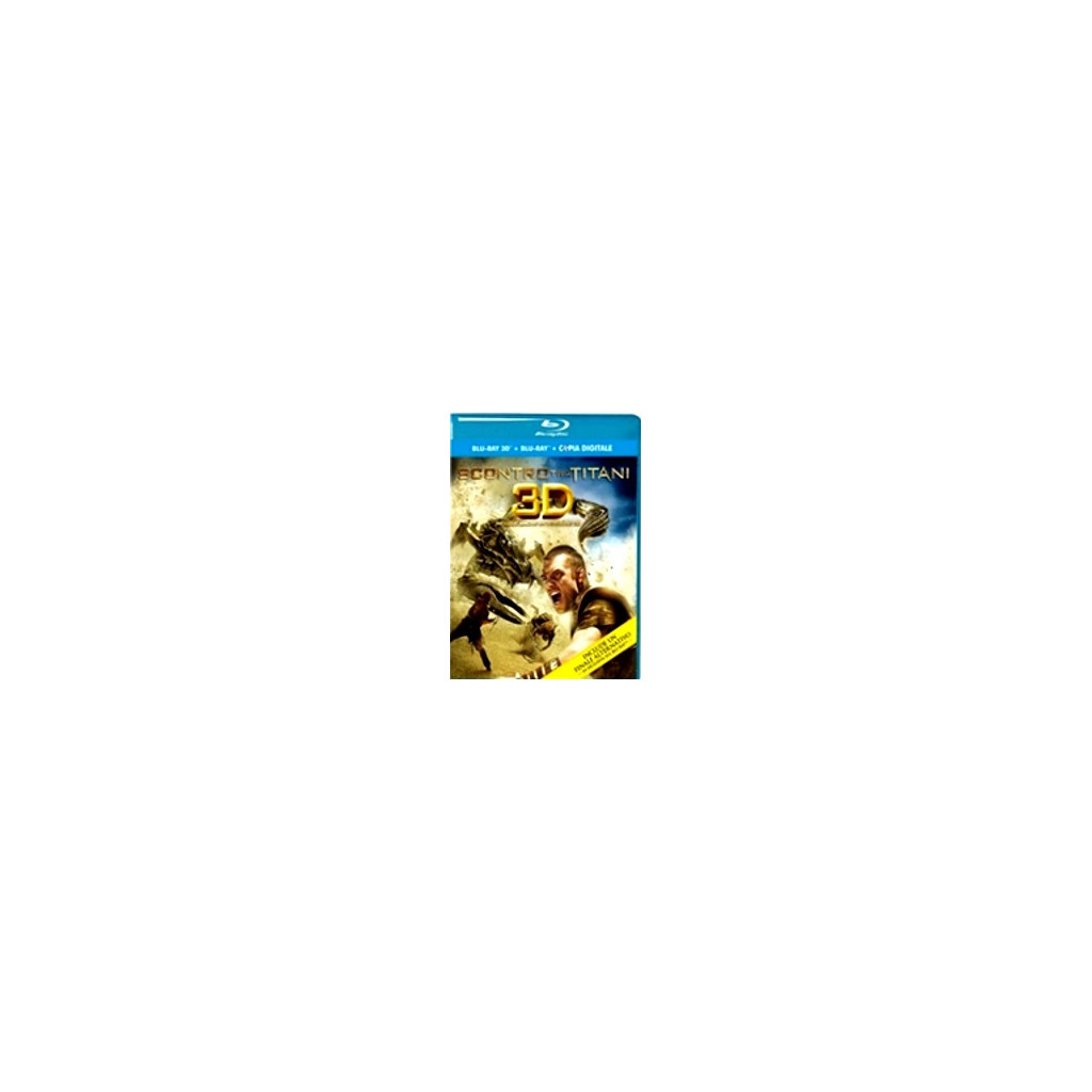 Scontro Tra Titani (Blu Ray 3D)