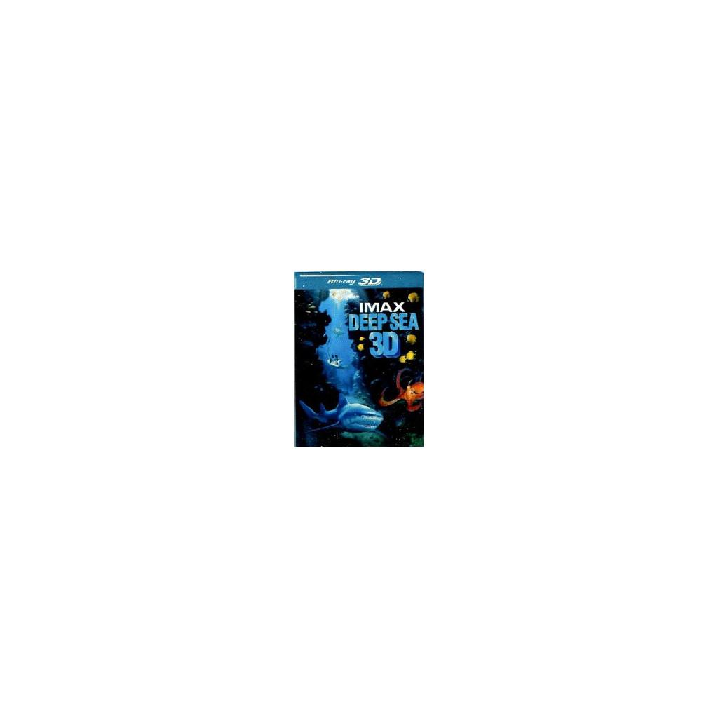 Imax - Deep Sea (Blu Ray 3D)