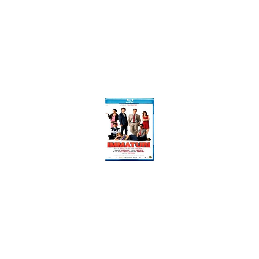Immaturi (Blu Ray)