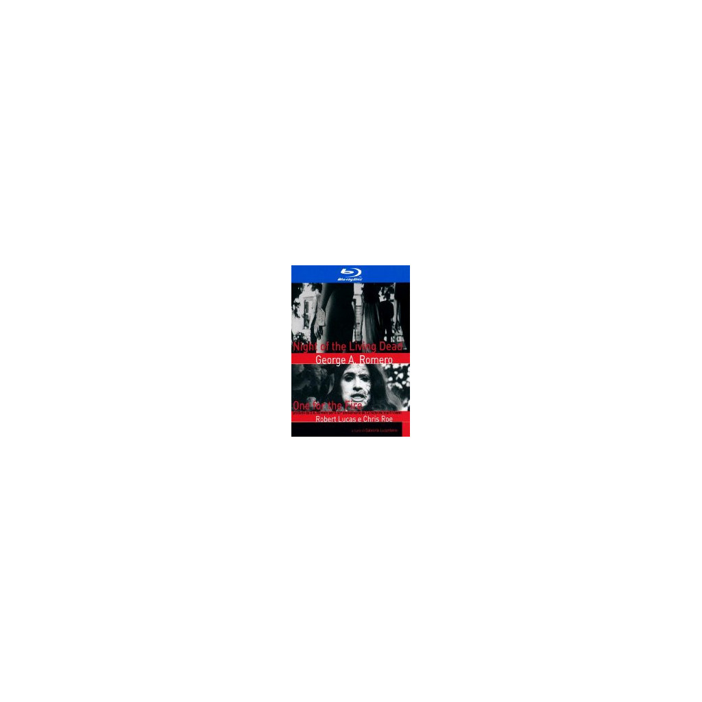 La Notte Dei Morti Viventi (Blu Ray)