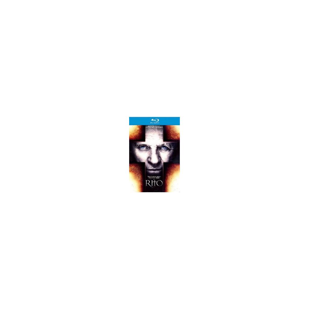 Il Rito (Blu Ray)