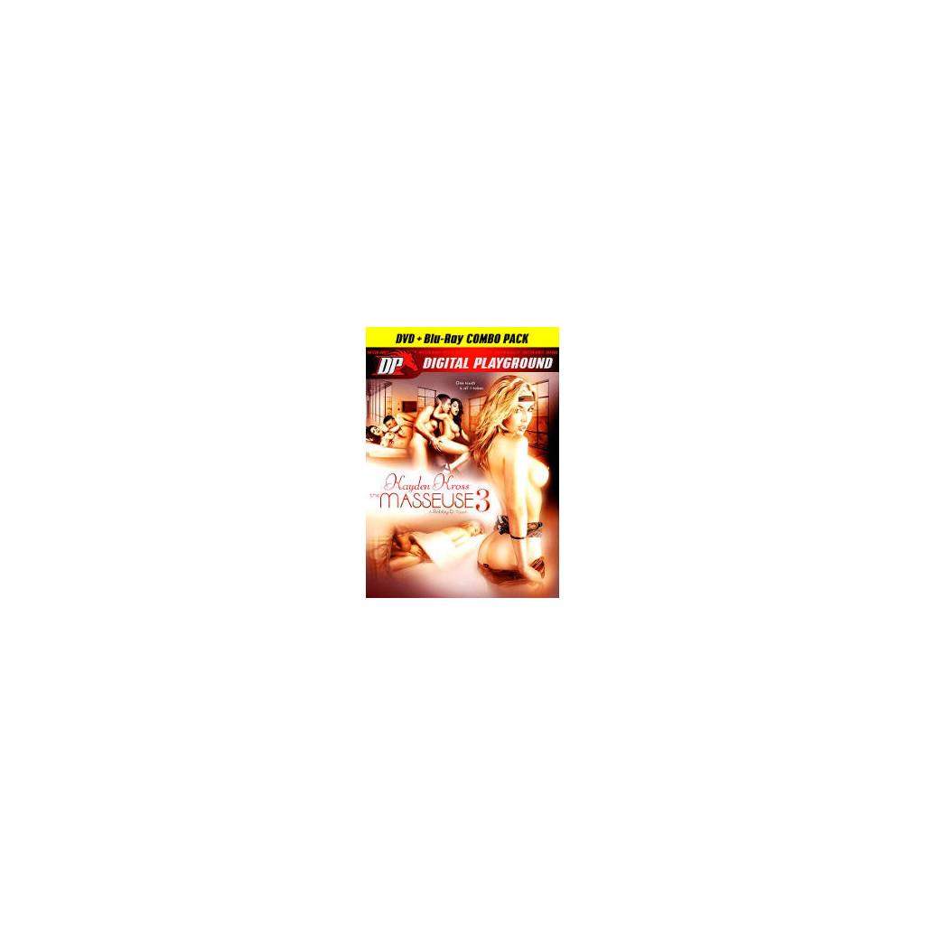 The Masseuse 3 (Blu Ray + DVD)