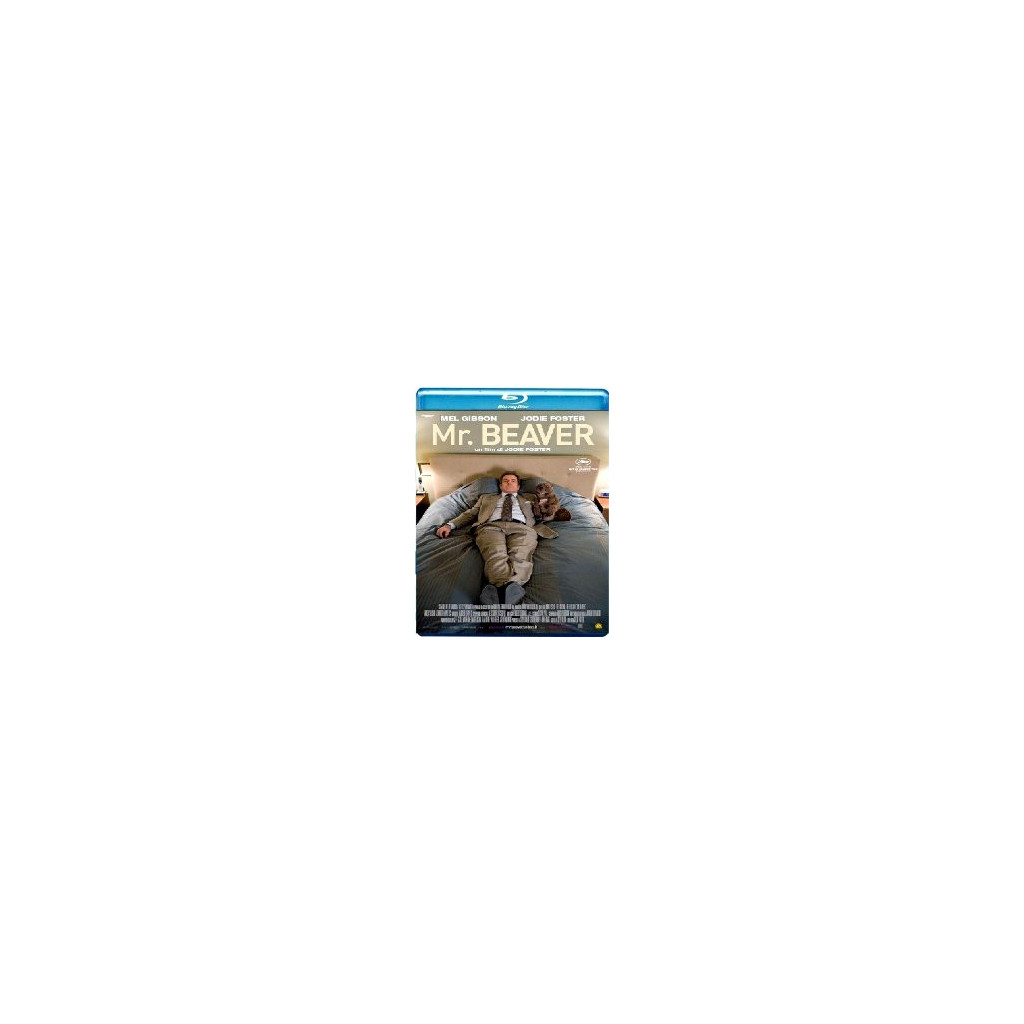 Mr. Beaver (Blu Ray)
