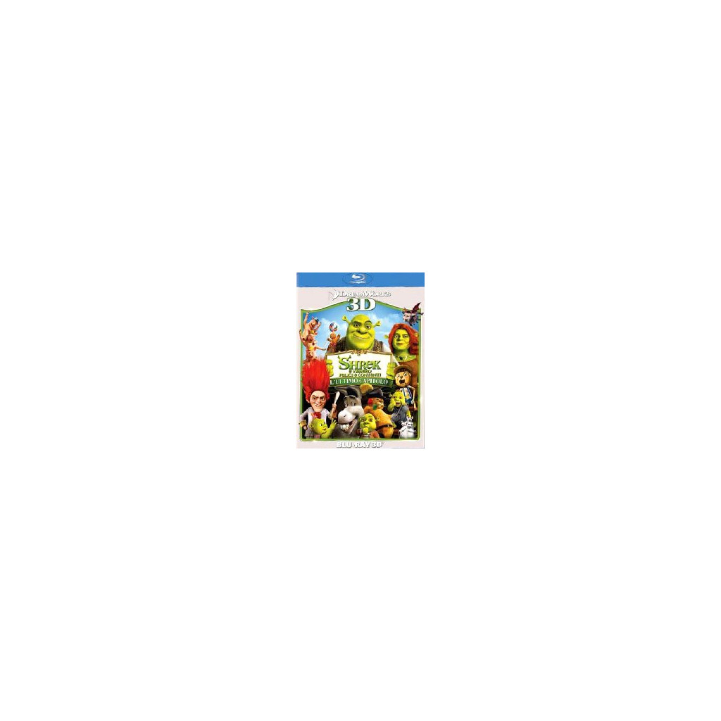 Shrek - E Vissero Felici E Contenti...