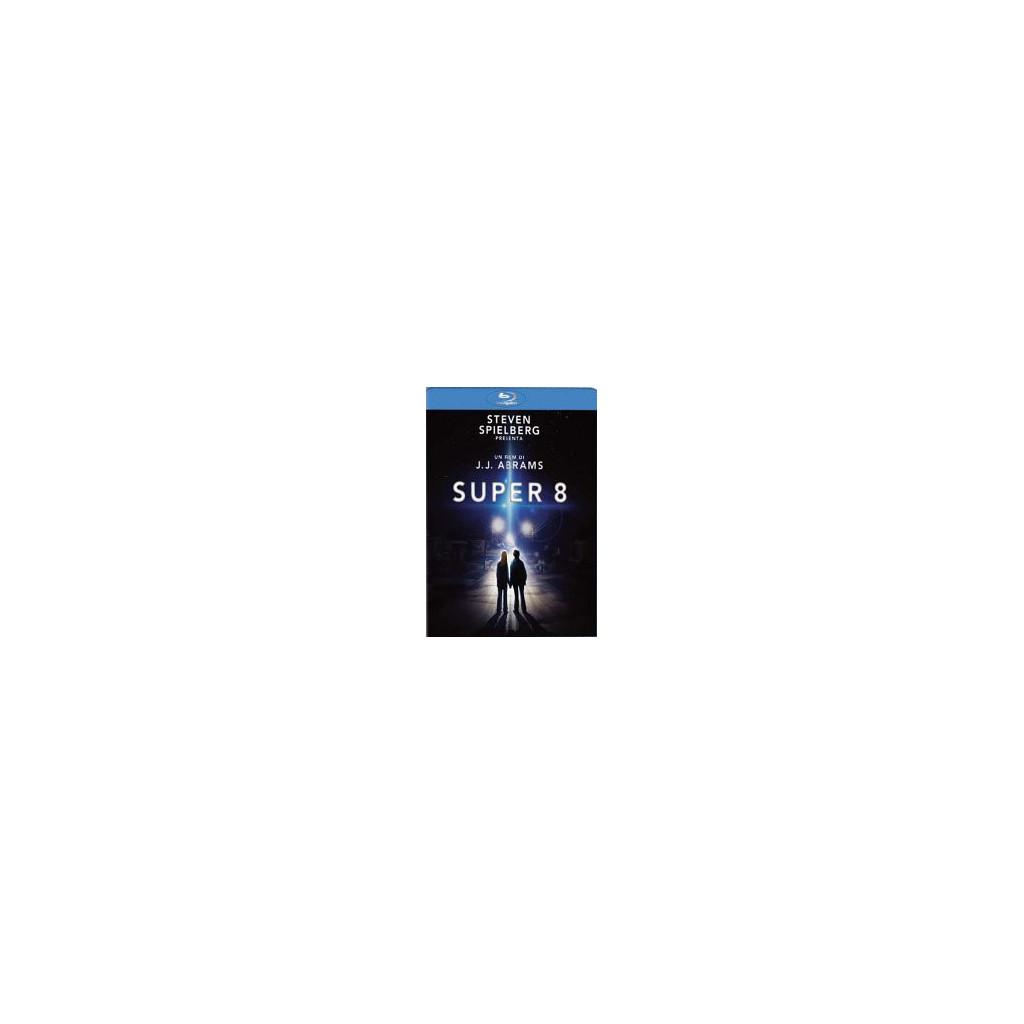 Super 8 (Blu Ray + Dvd + Digital Copy)
