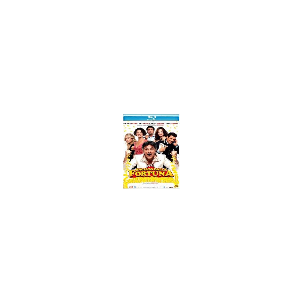 Baciato Dalla Fortuna (Blu Ray + Dvd)