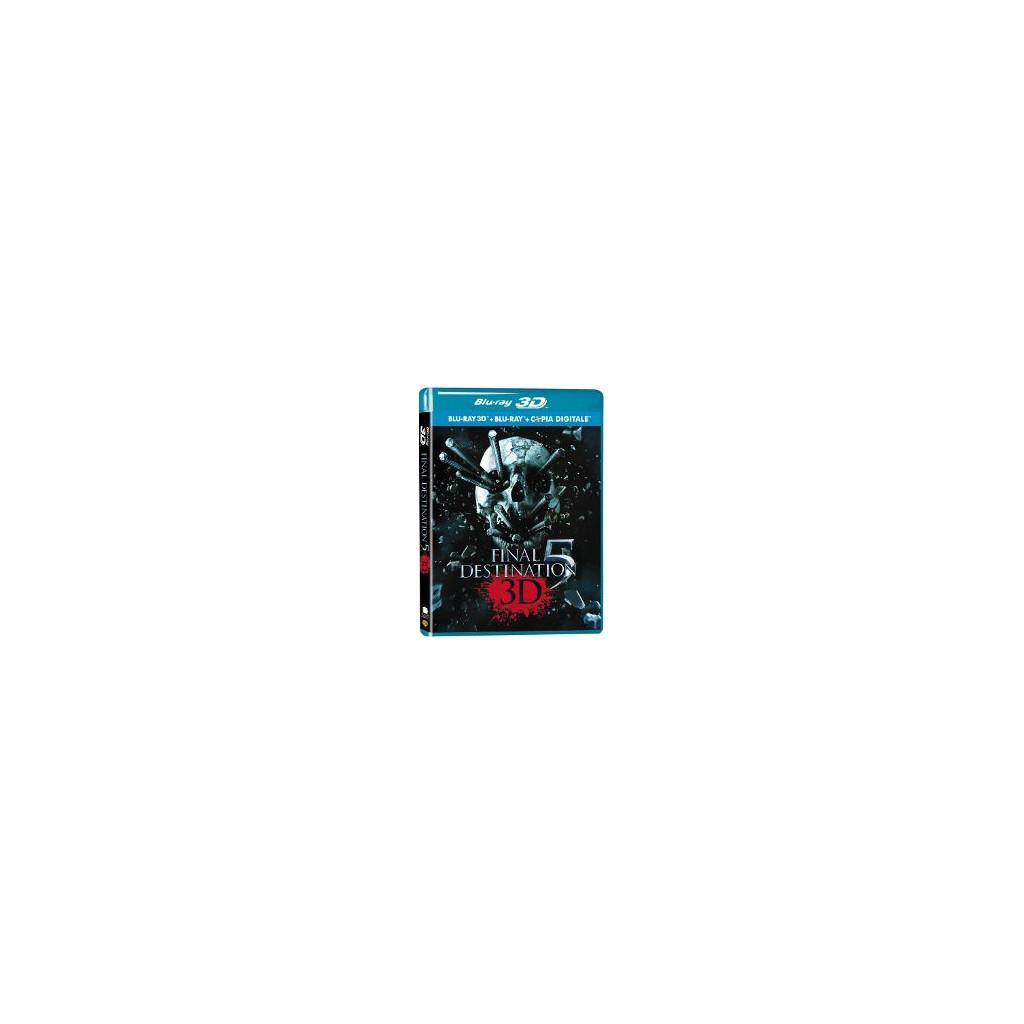 Final Destination 5 (Blu Ray 3D + 2D...