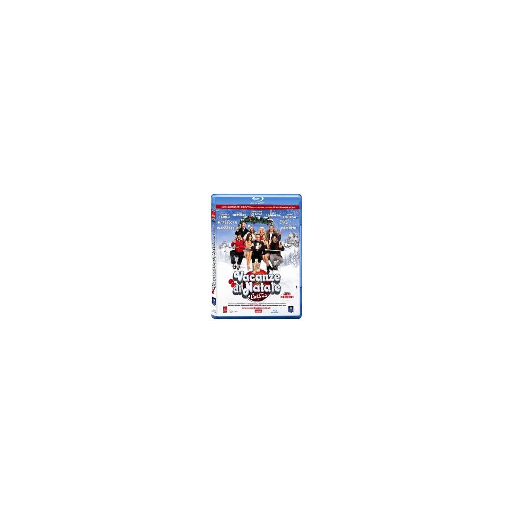Vacanze Di Natale A Cortina (Blu Ray)
