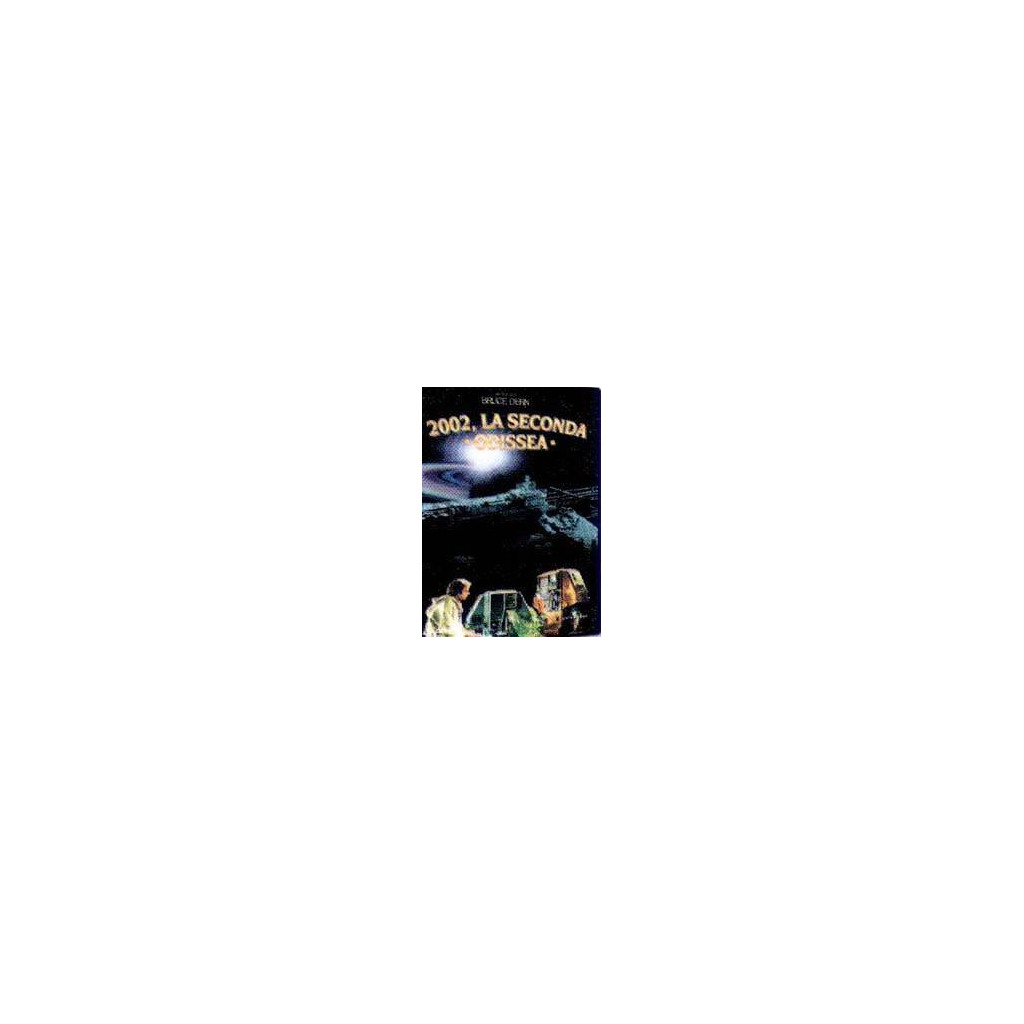 2002, La Seconda Odissea (2 dvd)