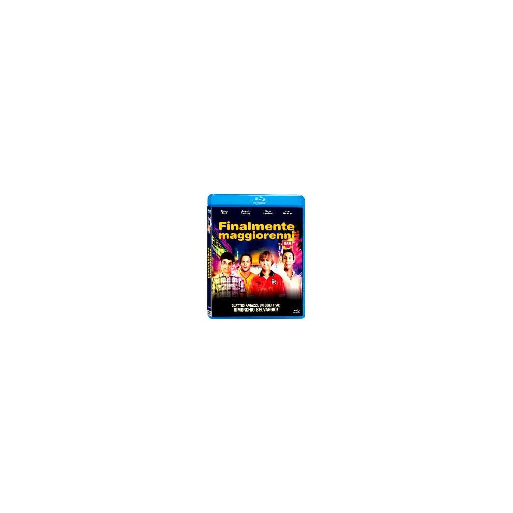 Finalmente Maggiorenni (Blu Ray)