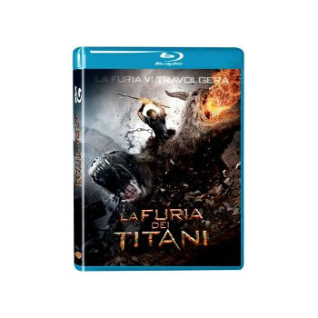 La Furia Dei Titani (Blu Ray)