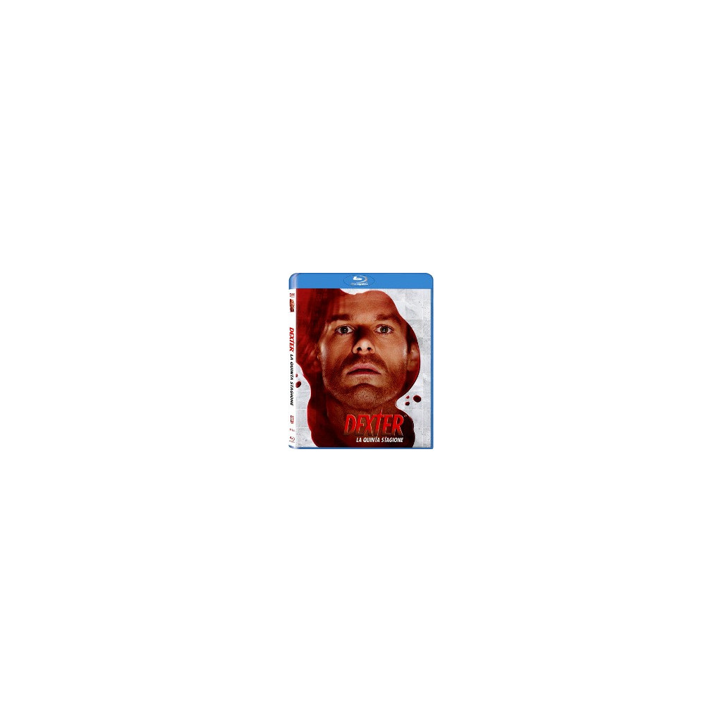 Dexter Stagione 5 (4 Blu Ray)