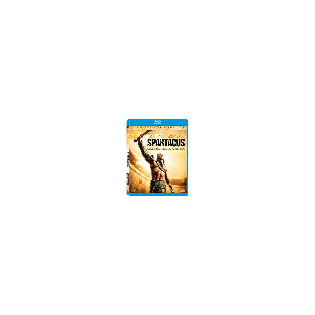 Spartacus - Gli Dei Dell'Arena (3 Blu...