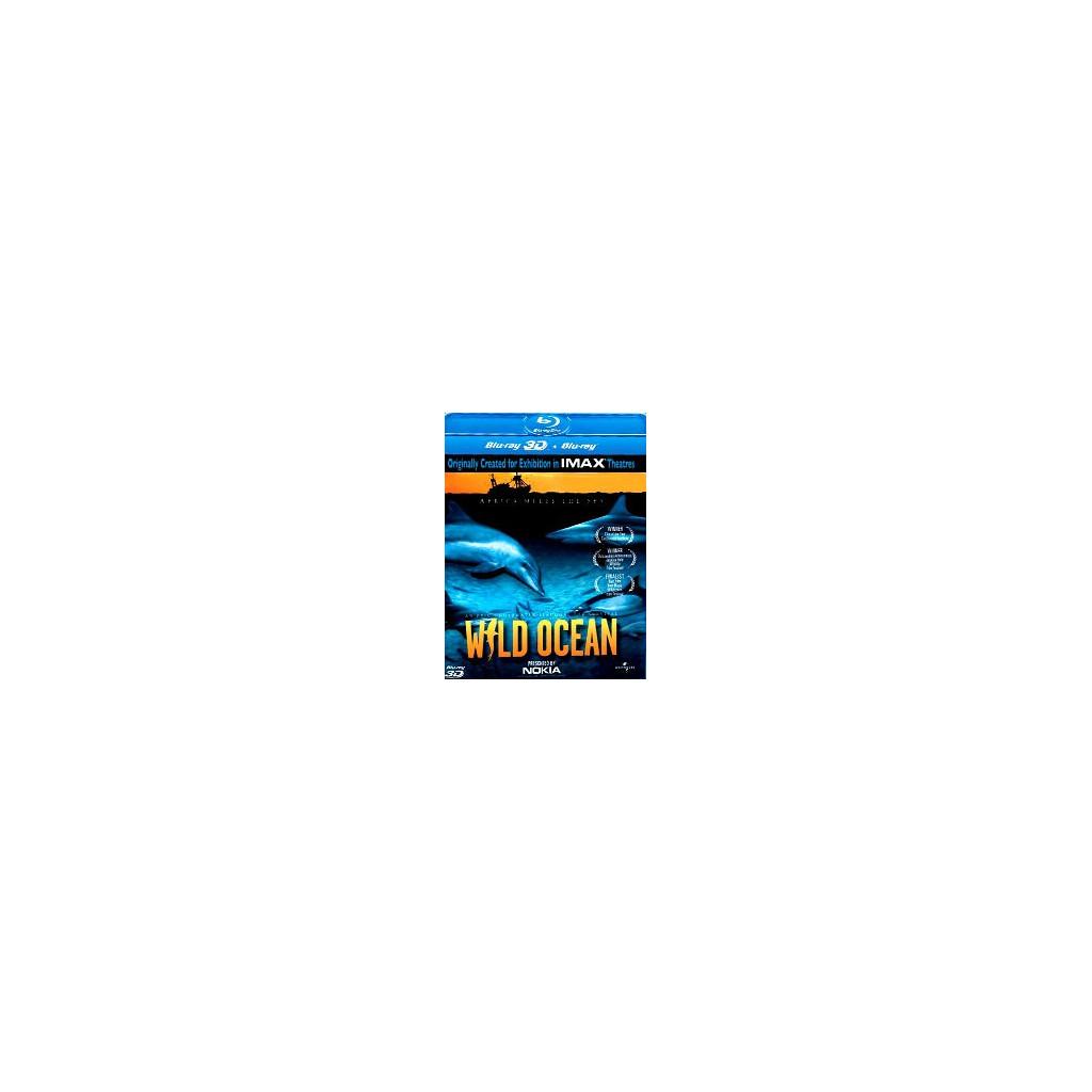 Wild Ocean (Blu Ray 3D + 2D)