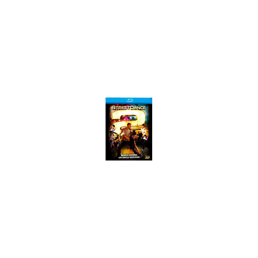 Street Dance 2 (Blu Ray 3D + Blu Ray)