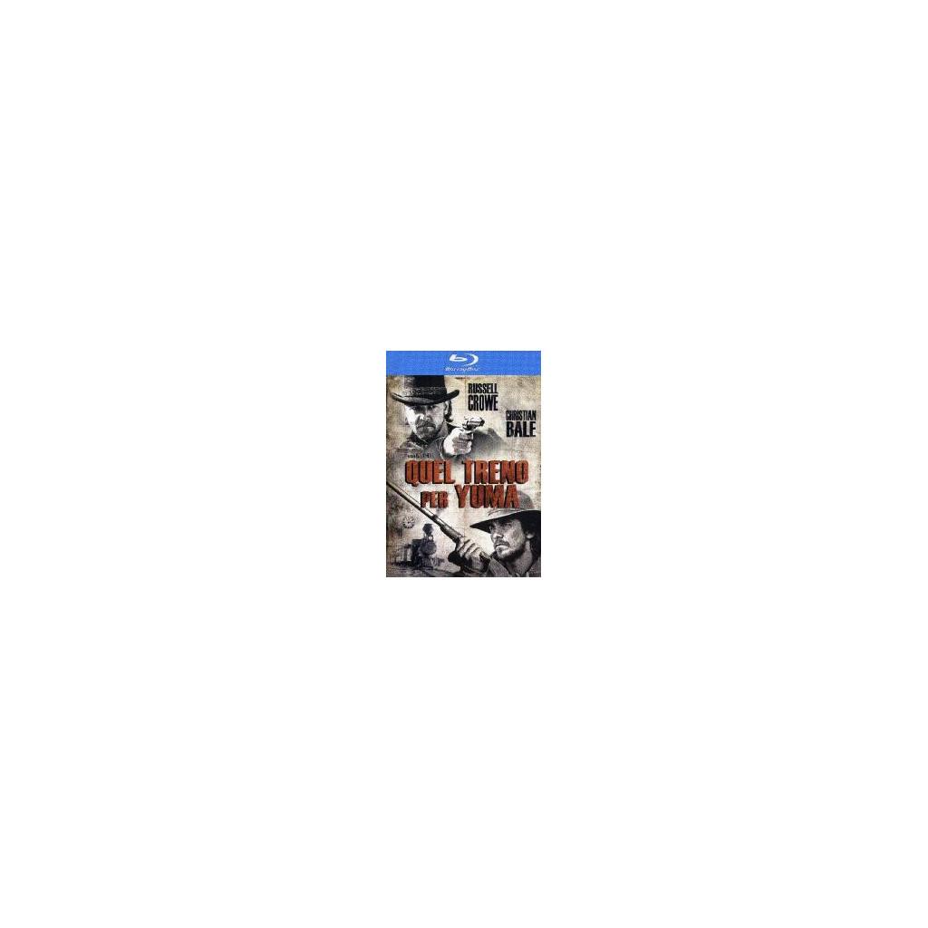 Quel Treno Per Yuma (2007) (Blu Ray)