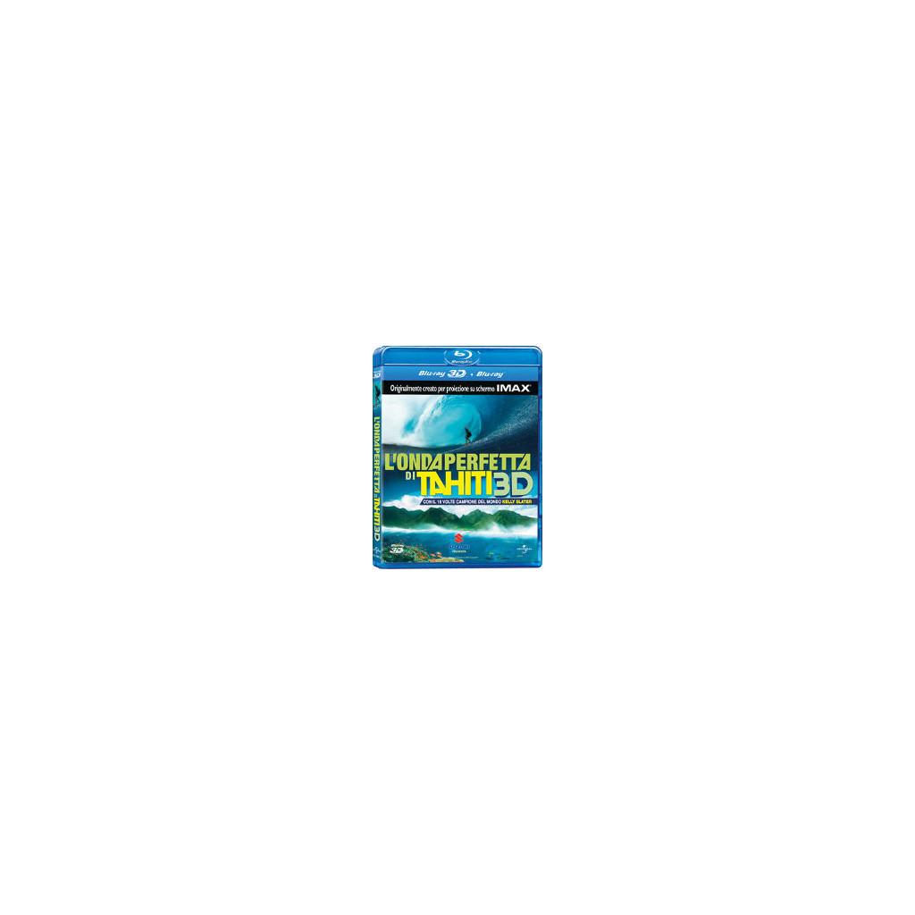 L'Onda Perfetta Di Tahiti (Blu Ray 3D...