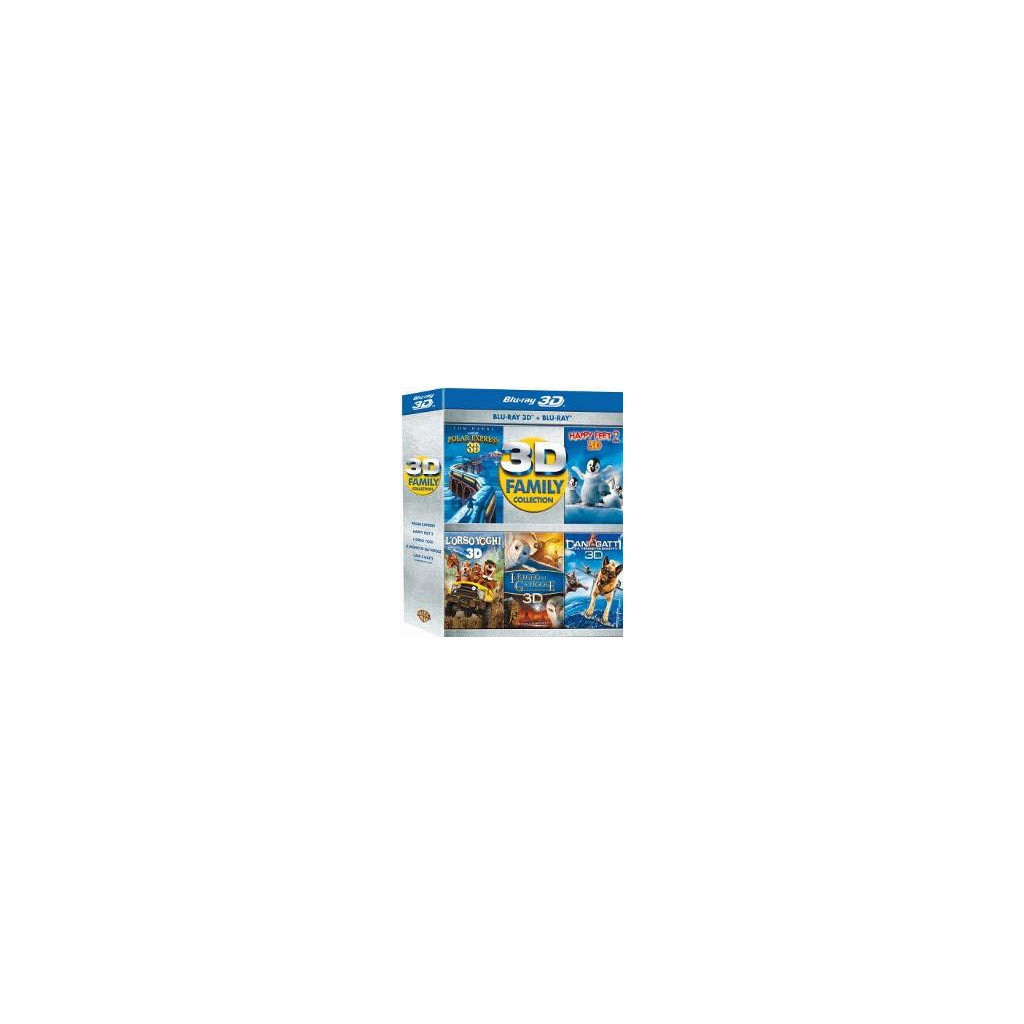 Family Collection (5 Blu Ray 3D + 5...